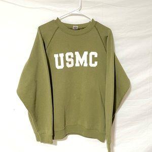 Vintage USMC crewneck